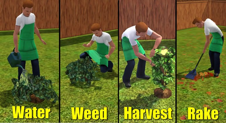 gardener service sims 3 mod download