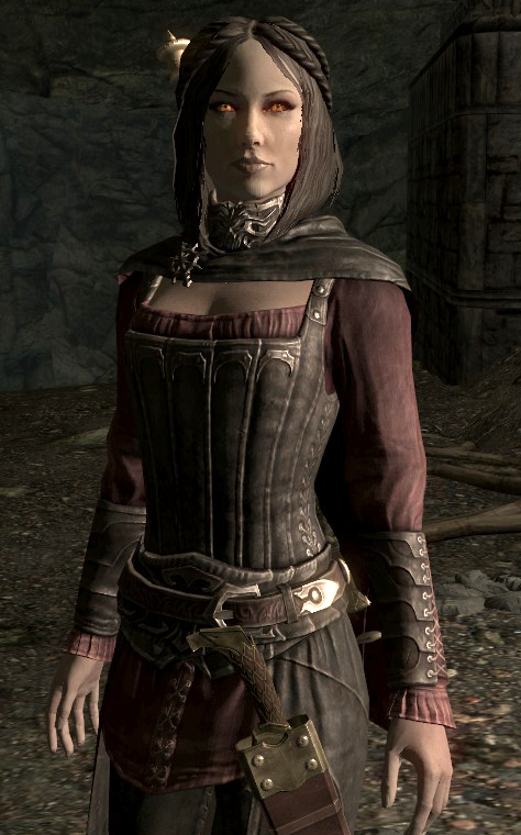 marriageable serana mod