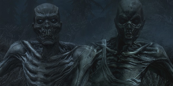 skyrim zombie plague mod download